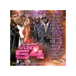 RNB Vol.54 - DJ WHITEOWL (MIXCD)|e-bms-store