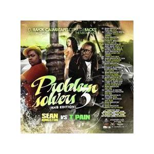 Problem Solvers Pt 3 (Sean Kingston & T Pain) - Dj Rah2k (MIXCD)|e-bms-store