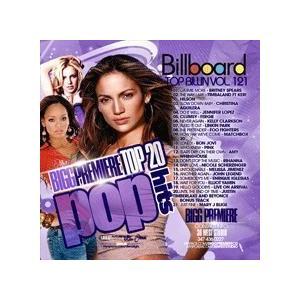 TOP 20 POP HITS: TOP BILLIN VOL 121 - BIGG PREMIERE (MIXCD)|e-bms-store