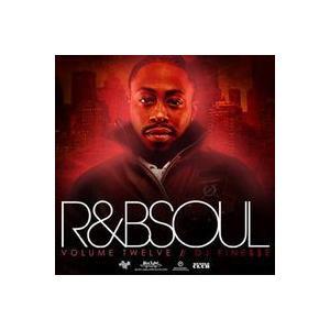 R&B SOUL, VOL. 12 - DJ FINESSE (MIXCD)|e-bms-store