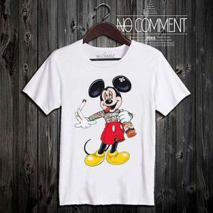 (正規品)NO COMMENT PARIS - MICKEY dope [ノーコメントパリ - ミッキー・ドープ] (T-シャツ)(通販)|e-bms-store