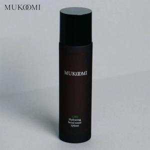CBD フェイシャルトナー 容量120ml 水分補給 化粧水 MUKOOMI ムコーミ しっとり みずみずしい肌