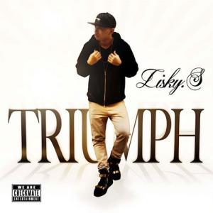 (e-BMS特典付) TRIUMPH - Lisky.S (アルバム)(特典音源付)(日本語ラップ)(国内盤)|e-bms-store