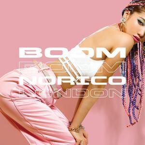 BOOM BOOM - NORICO LONDON (ブン・ブン - ノリコ・ロンドン) (ミニアルバム)(レゲエ)|e-bms-store