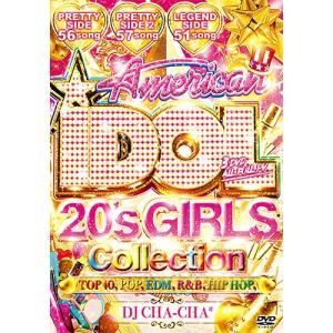 3枚組164曲10時間!可愛くてセクシーなDVD完成! American IDOL 〜20's Girls Collection〜 DJ CHA-CHA* (洋楽DVD)(3枚組)(国内盤)|e-bms-store