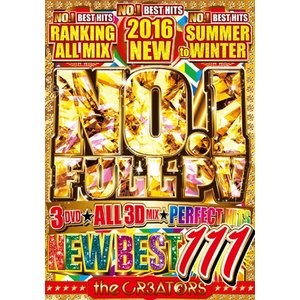(洋楽DVD)大人気N0.1フルPVシリーズ! No.1 Full PV 8 -New Best 111- the CR3ATORS (国内盤)(3枚組)|e-bms-store