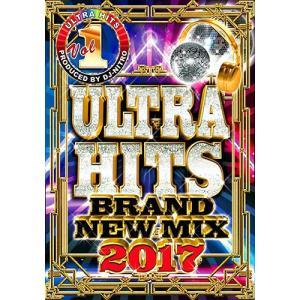 (洋楽DVD)最新ヒット曲チェックに! ULTRA HITS vol.1 ~BRAND NEW MIX 2017~ DJ NITRO (国内盤)|e-bms-store