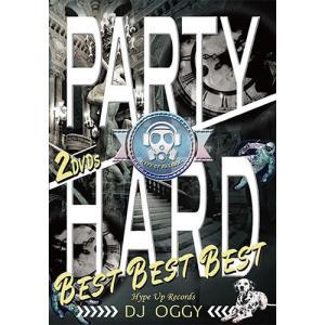(洋楽DVD) Party Hard Best Best Best (2DVD) - DJ OGGY (国内盤)(2枚組)|e-bms-store