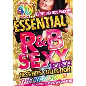 (洋楽DVD)最新メガヒットR&Bベストヒット! ESSENTIAL R&B SEXY 2017-2018 BEST HITS COLLECTION - POWER★DJS (国内盤)|e-bms-store