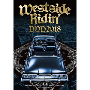 洋楽DVD 2018年のDOPEすぎる西海岸産MV多数収録 Westside Ridin' DVD 2018 - DJ Couz 国内盤|e-bms-store