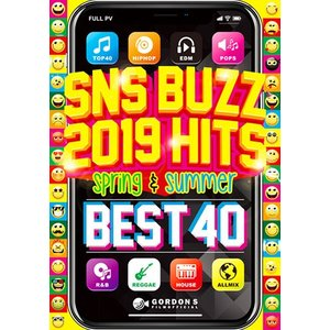 SNS バズソング 洋楽DVD SNS Buzz 2019 Spring-Summer - GORDON S FILMS 国内盤