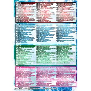 洋楽DVD 4枚組 155曲 夏ベスト サマー 最新 REIWA 2019 FIRST SUMMER TREND PV - DJ MOVEMENT 4DVD 国内盤|e-bms-store|02