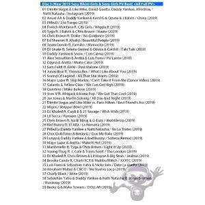 洋楽DVD 3枚組 120曲 オールフルムービー 2019 Sexy Girls PV Best - DJ Beat Controls 3DVD|e-bms-store|05