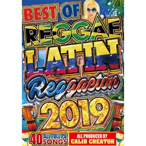 洋楽 DVD レゲエ ラテン レゲトン 2019最新ベスト ALLフルPV BEST OF REGGAE LATIN REGGAETON 2019 - CALIB CREATOR