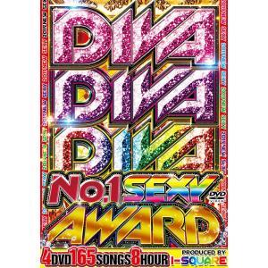 洋楽DVD 絶対王者10年連続不動のシリーズ DIVA よりセクシー歌姫 No.1アワード DIVA DIVA DIVA - NO.1 SEXY AWARD - I-SQUARE