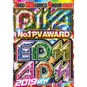 洋楽DVD EDM ADM ベスト 業界初ADMベスト ALLフルPV 3枚組 DIVA NO.1 ...