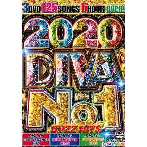 洋楽DVD 早すぎ 2020バズソングベスト フルPV 3枚組 DIVA NO.1 BUZZ HIT...