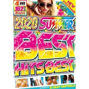 洋楽 DVD 2020 サマー ベストヒットベスト 4枚組 全曲フルPV 162曲 2020 Summer Best Hits Best - DJ Beat Controls 4DVD