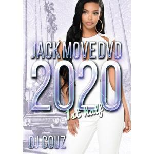 洋楽 DVD 2020年上半期ヒップホップ R&B ベスト Jack Move DVD 2020 1st Half - DJ COUZ