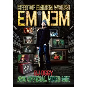 BEST OF EMINEM WORKS - AV8 OFFICIAL VIDEO MIX - DJ OGGY (国内盤)(洋楽DVD)(MIXDVD)(MIXCD)(再入荷)|e-bms-store