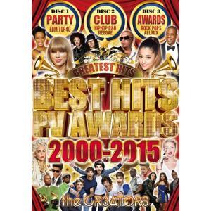 (洋楽DVD)売れすぎ注意!豪華すぎてゴメンナサイ! BEST HITS PV AWRDS - the CR3ATORS (国内盤)(3枚組)