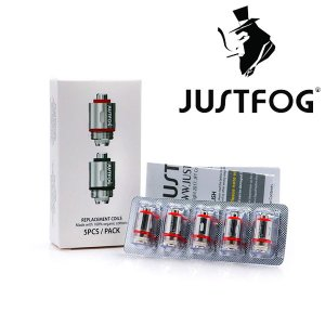 Justfog Coil 5個入り 1.2ohm 1.6ohm Justfog社製コイル 正規品 ジャストフォグ|e-bms-store