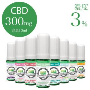 (クーポン利用で20% OFF) 電子タバコ リキッド CBD リキッド 15ml CBD/300mg 高濃度 CANNAPRESSO カンナプレッソ 正規品保証 CBDオイル