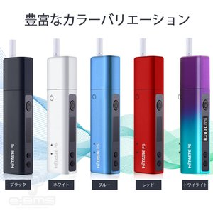 アイコス iQOS 互換機 ランキング 本体 新型 電子タバコ 加熱式 Hitaste P6 e-bms-store 04