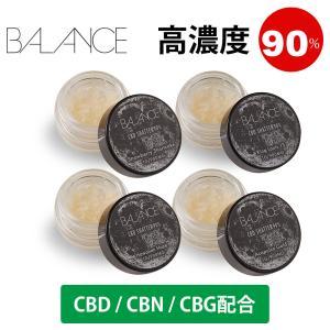 【10%OFFクーポン有】 CBD シャッター ワックス 90% 高濃度 1G CBD CBG CBN 900mg 国産 電子タバコ BALANCE CBD SHATTER ベイプ VAPE リキッド WAX