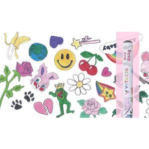 電子タバコ 数量限定 スペシャルコラボ VITACIG ビタシグ × Art Baby ビタミン 国内正規品 使い捨て|e-bms-store