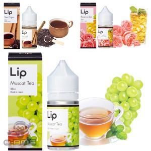 LIP リキッド (30ml) - 全種 (BI-SO(ビソー))(電子たばこ)(国産ブランド)