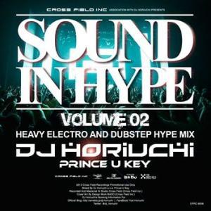 (爆買いセール品) CULB好きのあなたにピッタリな1枚が解禁!! SOUND IN HYPE 2 - DJ HORiUCHi (国内盤MIXCD)(あす楽対応) e-bms-store
