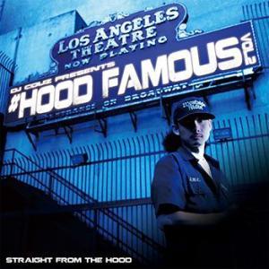 ウェッサイキング「DJカズ」オフィシャルMIX第2弾! #Hood Famous Vol.2 - Straight From The Hood - DJ COUZ (国内盤MIX CD)(あす楽対応)|e-bms-store