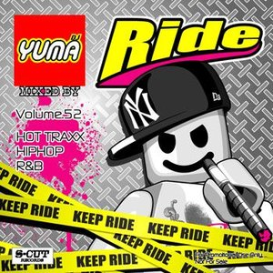 Ride Vol.52 - DJ Yuma (MIXCD)(あす楽対応)|e-bms-store