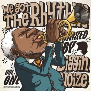 (MIXCD) カフェBGM。ディナータイムに!jazzy & ソウルフル! WeGotTheRhythm Vol.1 Mixed by Digginnoize (洋楽)(国内盤) e-bms-store