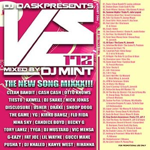 (MIXCD)早すぎるHIP HOP & R&B! DJ DASK Presents VE172 - DJ Mint (洋楽)(国内盤)|e-bms-store|02