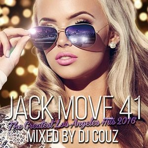 (MIXCD)DJ COUZベスト・オブ・2016! Jack Move 41 -The Greatest Los Angeles Hits 2016- DJ COUZ (洋楽)(国内盤)(2枚組)|e-bms-store