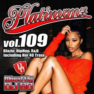 (MIXCD)震えるほどカッコイイMIX! Platinumz Vol.109 - DJ BO (洋楽)(国内盤) e-bms-store