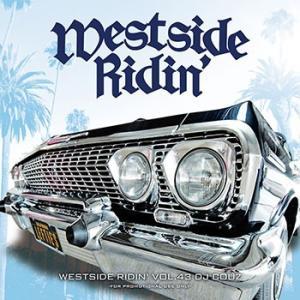 (MIXCD)最新サマーチューンも収録した最高にDOPEなウエストコーストヒップホップ! Westside Ridin' Vol. 43 - DJ Couz (洋楽)(国内盤)|e-bms-store