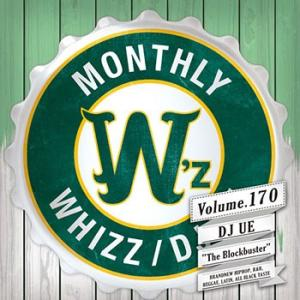 (MIXCD)流行の速さや流れをいち早くお届け! Monthly whizz vol.170 - DJ UE (洋楽)(国内盤)|e-bms-store