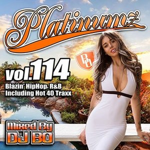 (MIXCD)震えるほどカッコイイMIX! Platinumz Vol.114 - DJ BO (洋楽)(国内盤) e-bms-store
