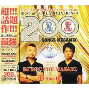 人気爆発中の最強DJコラボ! BEST OF COLLABOLATION (2CD) - DJ ROC THE MASAKI &DJ Sho-Do (国内盤MIXCD)|e-bms-store