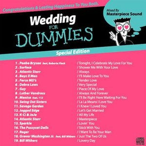 Wedding FOR DUMMIES Special Edition - Masterpiece Sound (国内盤MIXCD)(再入荷)(あす楽対応)|e-bms-store