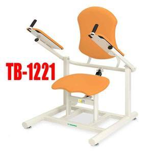 高齢者用リハビリマシン アブドミナル2TB-1221身体の曲げ伸ばし改善 日本製3年保証 e-bodyfitness