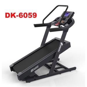 高傾斜ルームランナーDK-6059 持久力トレーニングに東京近郊無料組み立てサービス有り 見積もりいたします|e-bodyfitness