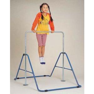 子供用健康鉄棒FM-1534は、自宅で練習できる鉄棒です。室内・屋外兼用 SGマーク付き日本製です