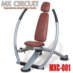 チェストプレス ジョンソンMXC-001油圧式 一般者から高齢者の機能訓練まで|e-bodyfitness