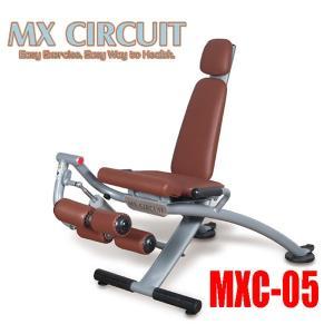 レッグエクステンション ジョンソンMXC-005油圧式 一般者から高齢者の機能訓練まで|e-bodyfitness