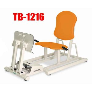 高齢者用リハビリマシン レッグプレス2(分離式) TB-1216下半身の運動に 日本製3年保証 e-bodyfitness