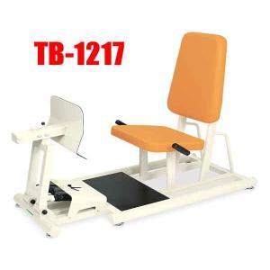 高齢者用リハビリマシン レッグプレスDX2 TB-1217下半身の運動に 日本製3年保証 e-bodyfitness